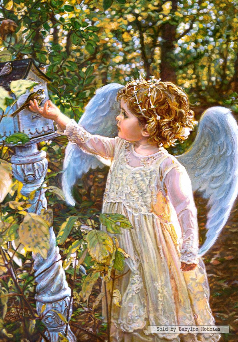 castorland girls Castorland girl with umbrella puzzle (1500 pieces)  5904438151363  jigsaw puzzles, puzzles, toys.