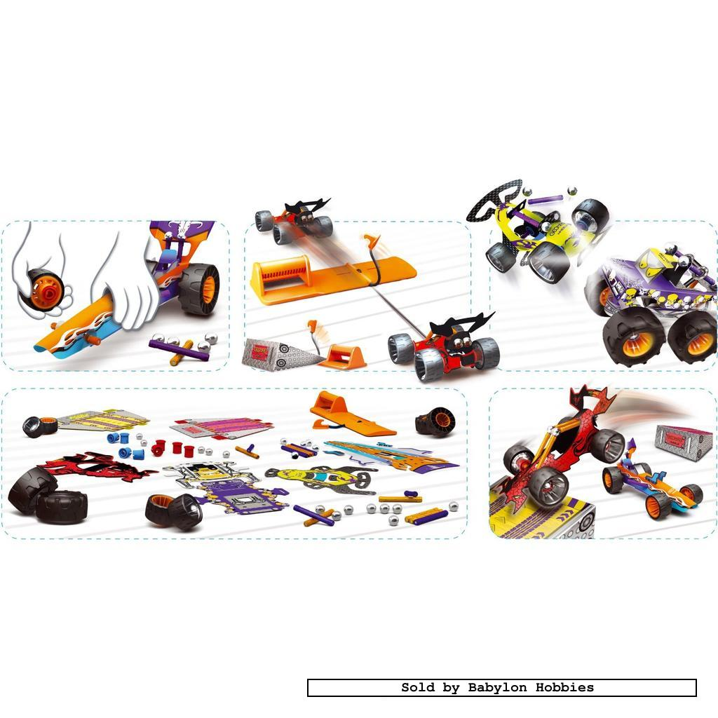 picture 2 of Geomag Wheels - Race Set - 62 parts (by Geomag) 00704