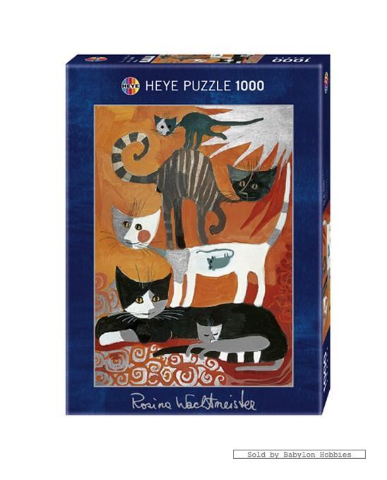 Jerusalem House Puzzle: 1000 Pcs Jigsaw Puzzle: Wachtmeister