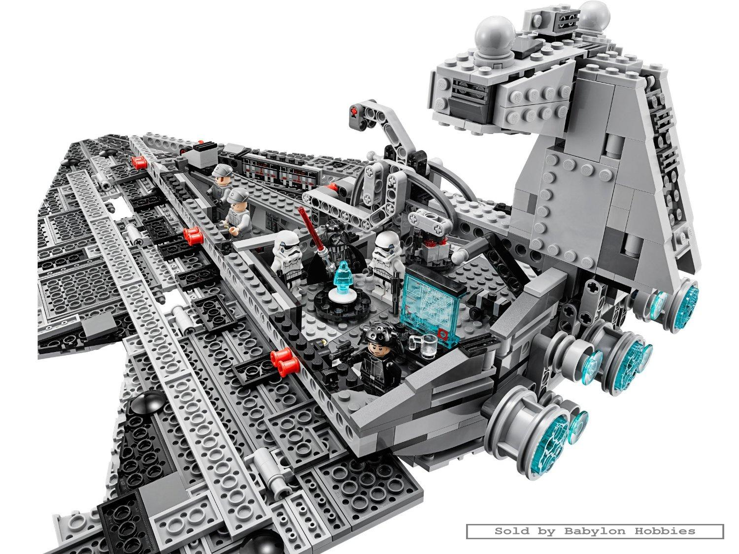 lego star destroyer - photo #4