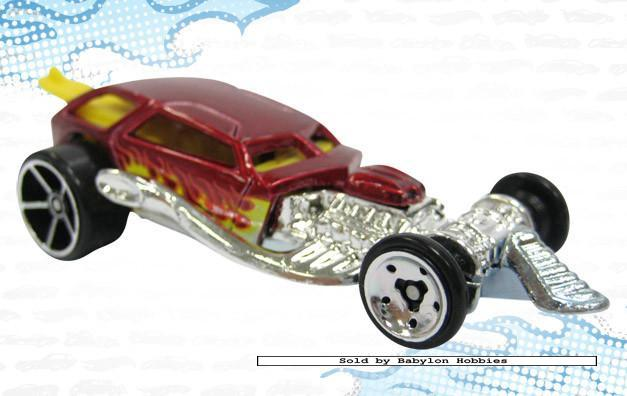 picture of Hot Wheels - Surf Crate (by Mattel) T9768