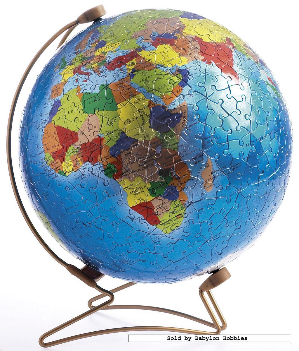 540 pcs jigsaw puzzle puzzleball the earth metallic maps. Black Bedroom Furniture Sets. Home Design Ideas