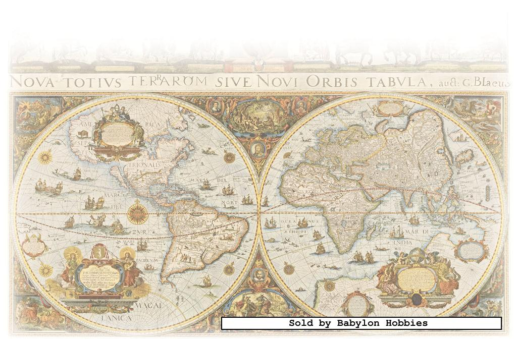 jigsaw puzzle: World Map,