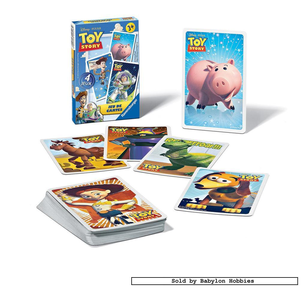Toys For Cards : Card games toy story game by ravensburger