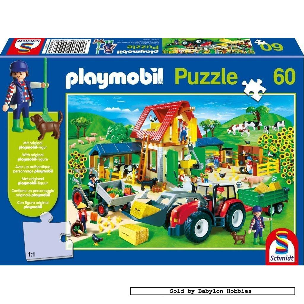 Jigsaw Puzzle Box 60 pieces jigsaw puzzle: