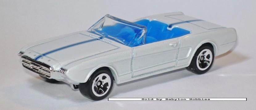 picture of Mattel Hot Wheels   1963 Ford Mustang II Concept (T9684)